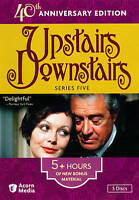 Upstairs Downstairs: Series Five (DVD,  5-Disc Set)