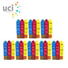 24 Color Cartuchos de tinta para Epson Stylus S22 SX125 SX130 SX435W SX235W BX305FW