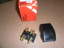 NEW GENUINE LUCAS FUSE BOX MINI LANDROVER MG TRIUMPH MANY OTHERS