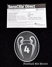 Ajax 4 time Winner Football Shirt Patch/Badge Lextra UCL BOH