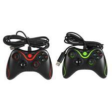 Controlador Gamepad Juegos con Cable USB Para Microsoft Xbox 360 Xbox 360 Slim PC L&6