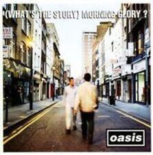 Oasis Morning Glory CD 12 Track Original Pic Disc UK Creation 1995