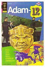 Adam-12 #10 FN- (5.5) Gold Key Comic 1976 (1)