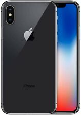 Used - Apple iPhone X - 64GB - Space Gray (Unlocked) FREE USA SHIPPING!!