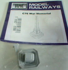 "DAPOL 4mm / OO GAUGE ""WAR MEMORIAL"" PLASTIC KIT ""C76"""