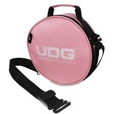UDG Ultimate DIGI Headphone Bag Pink for DJ Headphones + USB Sticks, Cables etc