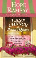 LAST CHANCE-BEAUTY QUEEN BY HOPE RAMSEY-ROMANCE-PAPERBACK