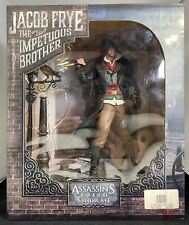 UBISOFT Assassins Creed JACOB FRYE Impetuous Brother Statue Figure Diorama New