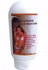 Caffeine Reducing Firming Cream 4oz Anti-Cellulite 113gr gel reductor Ann Chery