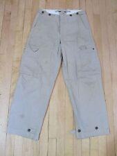 PIR Clothing Company Khaki McNeal Cargo Pants Vintage WWII Design Men's 30W VA18