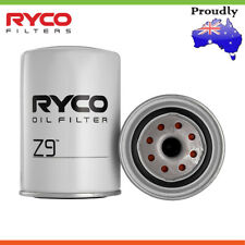 New * RYCO * Oil Filter For FORD FAIRLANE ZG 302 5L V8 Petrol 302ci Cleveland