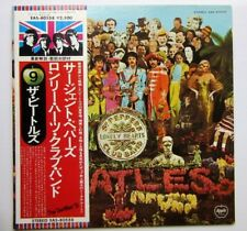 The Beatles - Sgt. Pepper's --Japan with OBI--Near mint
