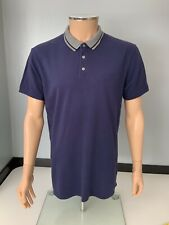 Marc By Marc Jacobs Mens Polo T Shirt, Size XL, Blue, GC
