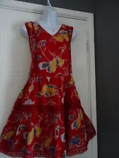 Stunning Ladies  Summer    Dress From Next  Size 14