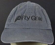 Ply Gem Industries Home Remodeling baseball hat cap adjustable strap.