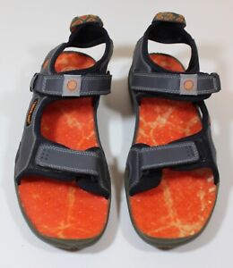 Timberland Size 12 Granite Trailway Men's Outdoor Active Hiking Sandal Gray