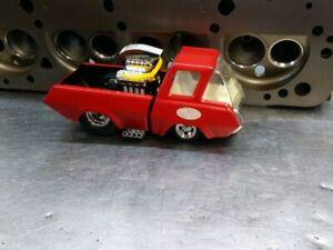 Custom Hot rod little red wagon Vintage Tonka Pickup hot wheels hemi drag car