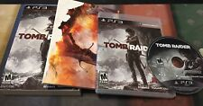 Tomb Raider: Final Hours Amazon Edition (Sony PlayStation 3, 2013) PS3 Art Book