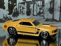 Hot Wheels Larry Wood 50th Series #4/10 '69 Ford Mustang 2019 Wal-Mart Exclusive