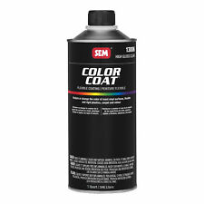 SEM 13006 Color Coat Clears High Gloss Clear Coat Quart