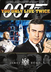 You Only Live Twice, Good DVD, Desmond Llewelyn,Lois Maxwell,Bernard Lee,Donald