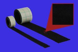 4 Meter Filzband selbstklebend, div.Stärken, Breiten, Filzstreifen, Dämmfilz