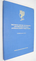 Postal History of Internees & Prisoners of War Australia During WWII Collas 1982