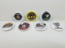 RSD Record Store Day Button Jack White Chuck D Metallica St. Vincent Ambassador