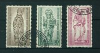 Germany Berlin 1955 25th Anniversary. of Bishopric full set of stamps. Used.