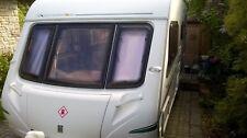 4-berth Abbey Expression 520 2005 caravan
