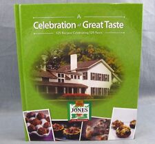 Jones Dairy Farm Hardcover Book A Celebration of Great Taste 125 Recipes
