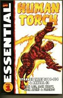 GN/TPB Essential Human Torch Volume 1 1st edition (2003) 508 pages Stan Lee