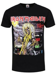 ** Iron Maiden Killers T-shirt Official **