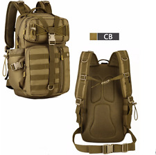 35L Men's Military Tactical Molle Back pack Rucksack Hiking Trekking Camping Bag