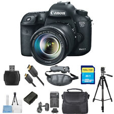 Canon EOS 7D Mark II DSLR Camera with 18-135mm STM Lens PRO BUNDLE! Brand New!!!