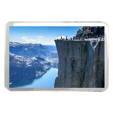Majestic Preikestolen Classic Fridge Magnet - Lysefjorden Norway Gift #16351