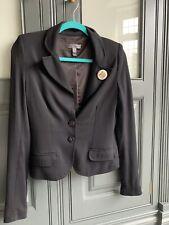 Mango Women's penelope Cruz Limited Edition Blazer jacket Size S-M/8-10