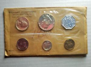 1961 US Mint Proof Set - Original Packaging - 90% Silver