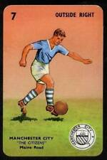 RARE Football Playing Card - Manchester City 1964-5