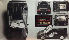 Fujimi Lamborghini Diablo VT 4WD Blackstar Ref 12467