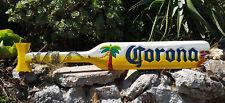 "CORONA Wood Paddle Beer Sign Nautical Tiki Bar Sign Pub Man Cave 39"""