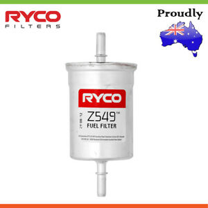 New * Ryco * Fuel Filter For PEUGEOT 306 2L 4Cyl 5/1993 -3/2002 Part Number-Z549
