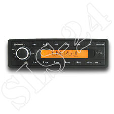 Continental TR7411U-OR MP3-Autoradio mit USB AUX-IN 12V 12 Volt KFZ Tuner Radio