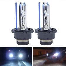 2X Car HID Xenon 35W Light Bulbs White Beam D2S D2R D2C Super Bright OEM Factory