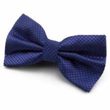 NOEUD PAPILLON bleu roi en soie mélangée pour homme - Men roy blue Bowtie