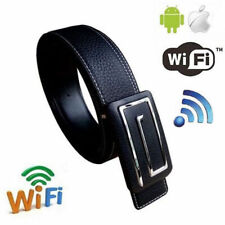 WIFI P2P HD Camera Hidden Spy Belt Video Recorder Secret Cam Audio Camcorder DVR