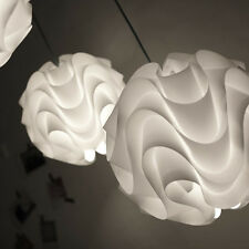 Modern Le Klint 172 Pendant Light White Plastic PVC Shade Hanging Lamp LD025-30W