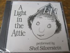 A LIGHT IN THE ATTIC ~ PERFORMED BY SHEL SILVERSTEIN ~  NEW, SEALED