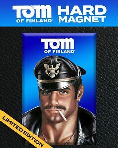 Tom of Finland Leatherman Magnet