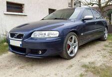 For Volvo S60R V70R  Front Bumper CUPRA R Euro Spoiler Lip Valance Splitter T5